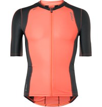 2Xu Compression Tri Stretch Jersey Triathlon Top Orange