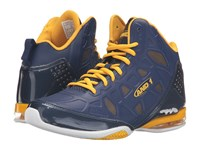 And 1 Master 3 Navy Yellow White Men's Basketball Shoes