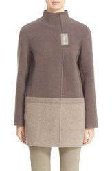Lafayette 148 New York Women's 'Valina' Wool Coat