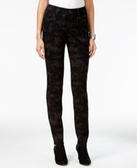 Styleandco. Style Co. Curvy Fit Ripple Effect Wash Skinny Jeans Only At Macy's