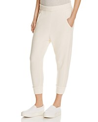 Vince Track Pants Off White