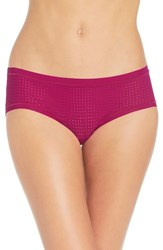 Commando Women's 'Active' Perforated Sport Briefs