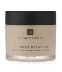 Temple Spa The Power Breakfast Nutritious Scrub And Mask