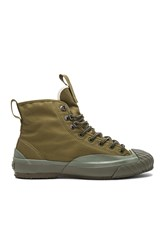 The Hill Side All Weather High Top Army