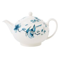 Wedgwood Blue Bird Teapot