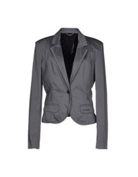 Guess Jeans Blazers Grey