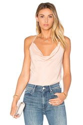 Amanda Uprichard Waverly Tank Blush