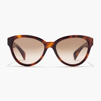J.Crew Ryan Sunglasses Soft Tortoise
