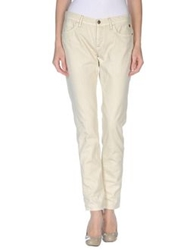 Coast Weber And Ahaus Denim Pants Ivory