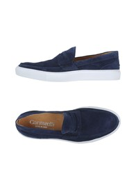 Cantarelli Footwear Moccasins Men Blue