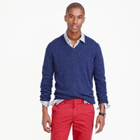 J.Crew Slim Italian Cashmere V Neck Sweater