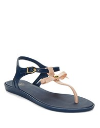 Mel Special Ii Jelly Thong Sandals
