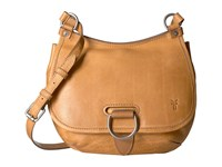Frye Amy Crossbody Camel Cross Body Handbags Tan