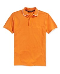 Sean John Men's Solid Core Polo