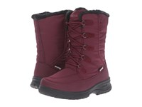 Kamik Brooklyn Burgundy Women's Cold Weather Boots