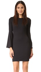 Susana Monaco Serena Dress Black
