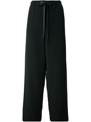 Marc Jacobs Wide Leg Trousers Black