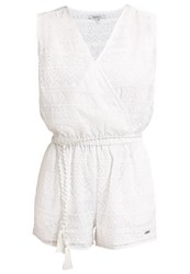 Pepe Jeans Loretto Jumpsuit Natural Off White
