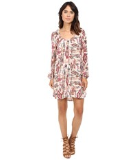 Billabong Sweet Sands Dress Multi Women's Dress