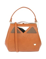 Lollipops Handbags Tan