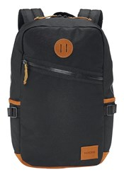 Nixon Black Scout Backpack 17 L