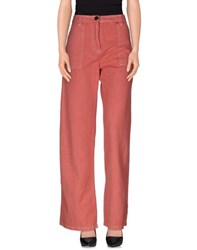 Patrizia Pepe Trousers Casual Trousers Women Coral