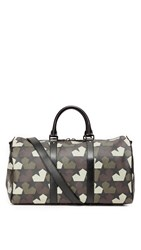 Ports 1961 Star Camo Small Weekender Light Khaki