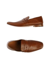 Sergio Rossi Moccasins Brown