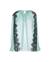 Gaetano Navarra Blouses Light Green