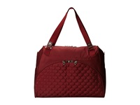 Mosey Move A Long Tote Scarlet Tote Handbags Red