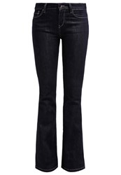 Esprit Collection Bootcut Jeans Blue Rinse Blue Denim