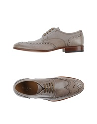Paul And Joe Lace Up Shoes Grey
