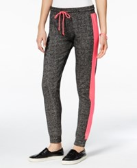 Material Girl Active Juniors' Colorblocked French Terry Sweatpants Only At Macy's Flashmode