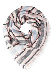 Ichi Alexa Scarf Cloud Dancer Beige