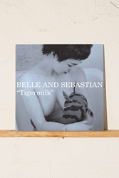 Urban Outfitters Belle And Sebastian Tigermilk Lp Black