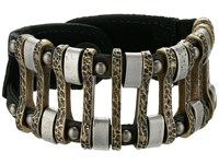 Leather Rock B719 Bronze Bracelet