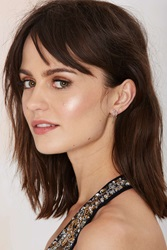 Nasty Gal Luv Aj Tusk Spear Flare Earrings