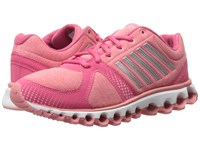 K Swiss X 160 Heather Cmf Honeysuckle Geranium Pink Women's Lace Up Casual Shoes