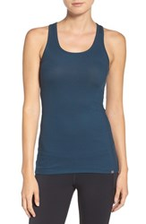 Under Armour Women's 'Victory' Heatgear Racerback Tank November Teal Granite