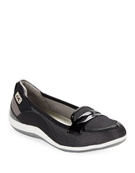 Anne Klein Welcome Cushioned Flats Black