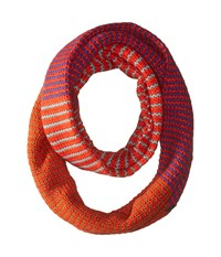 Pistil Mitzi Infinity Poppy Scarves Red