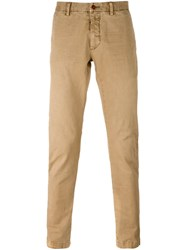 Closed Chino Trousers Nude Neutrals