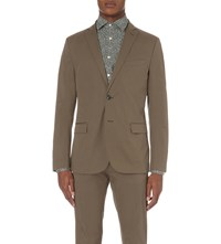 J. Lindeberg Hopper Slim Fit Jacket Military Green