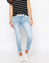 Only Ultimate Soft Skinny Jeans Blue