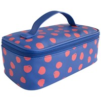John Lewis Molly Dot Utility Box Case Multi