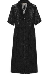 Studio Nicholson Machida Fil Coupe Dress Black