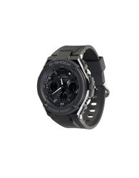 Casio Gst W100g G Shock Black