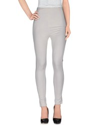 Space Style Concept Trousers Casual Trousers Women White