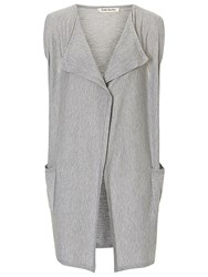 Betty Barclay Lightweight Gilet Light Grey Melange