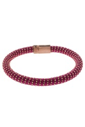 Carolina Bucci Rose Gold Twister Bracelet